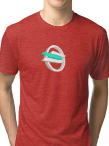 Iconic Tee - Multi Colored Tri-blend T-Shirt