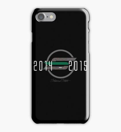 Iconic Multi Item - Black iPhone Case/Skin