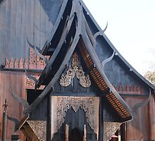 The Dark Lodge by OTOFURU