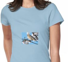 Songsparrow Spring Womens Fitted T-Shirt