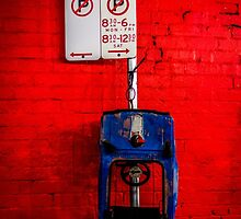 No Parking by alastairwoods