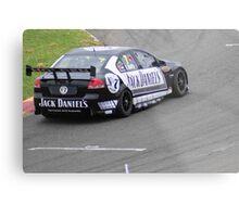 JD Racing Car Metal Print