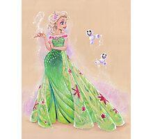 Springtime Elsa Photographic Print