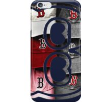 Boston Red Sox Letter B Logo iPhone Case/Skin