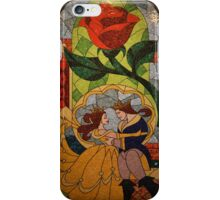 Disney Beauty and The Beast iPhone Case/Skin