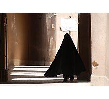 Iranian women Photographic Print
