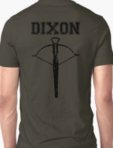 Daryl Dixon Crossbow (black) T-Shirt