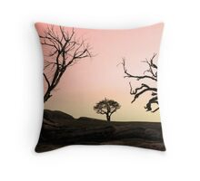 WHAT TREE'S ASPIRE TO BE.. Throw Pillow