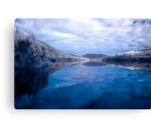 Reflections of Tullah Canvas Print