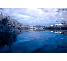 Reflections of Tullah Photographic Print