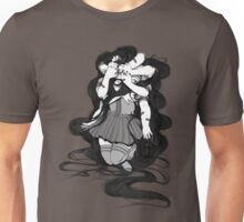 Ghostly Grudge Girl Unisex T-Shirt