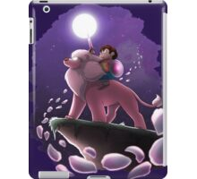 Crystal knight iPad Case/Skin