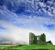 Irish castle by Samuele Puricelli