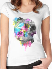 Remaining Imagination (vintage) Women's Fitted Scoop T-Shirt