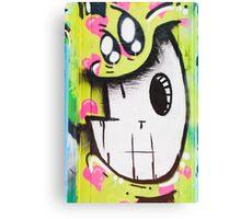 Sydney Graffiti 1 Canvas Print