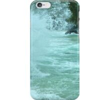 Hurricane Ana Strikes Kona iPhone Case/Skin