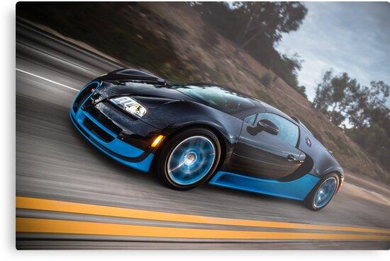bugatti veyron grand sport vitesse metal prints by david coyne. Black Bedroom Furniture Sets. Home Design Ideas