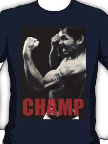 Manny Pacquiao, CHAMP T-Shirt
