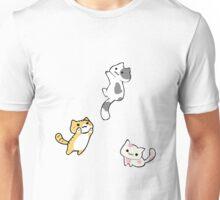 Mini Neko's (kittens) Unisex T-Shirt