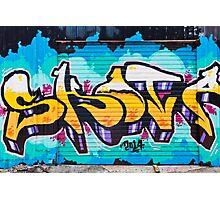 SYDNEY GRAFFITI 3 Photographic Print