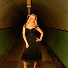 Tyne Tunnel Beauty by b8wsa