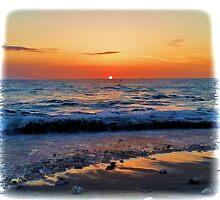 Setting Sun by photosbypamela