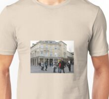 THE STREETS OF BATH ENGLAND Unisex T-Shirt