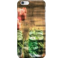 Canned Tulips  iPhone Case/Skin