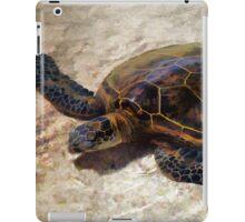 Turtle Fun iPad Case/Skin