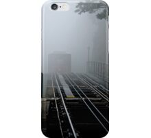 Arriving on Track 1 iPhone Case/Skin