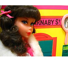 Barbie Shops On Carnaby Street Photographic Print