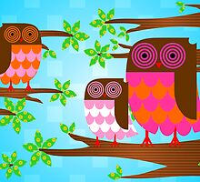 OWL WE THERE YET? by Julie Roe