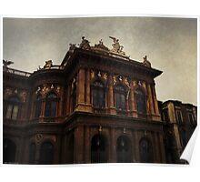 Teatro Massimo  Bellini, Catania  Poster