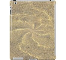 Sand Abstract iPad Case/Skin