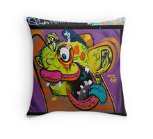 SYDNEY GRAFFITI 8 Throw Pillow
