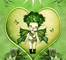 Pixie Green by PixieVamp