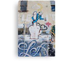 SYDNEY GRAFFITI 9 Canvas Print