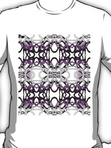 Purple heart swirl T-Shirt