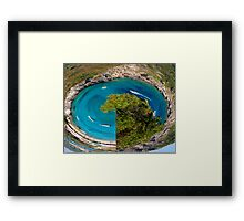 Some another world. Framed Print