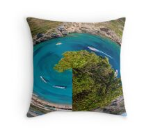 Some another world. Throw Pillow