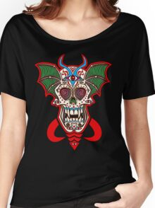 Undead Sugar Skull Women's Relaxed Fit T-Shirt