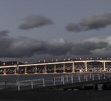 Tasman Bridge by Darren Freak