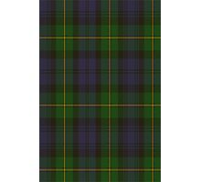 00034 Gordon Clan Tartan Photographic Print