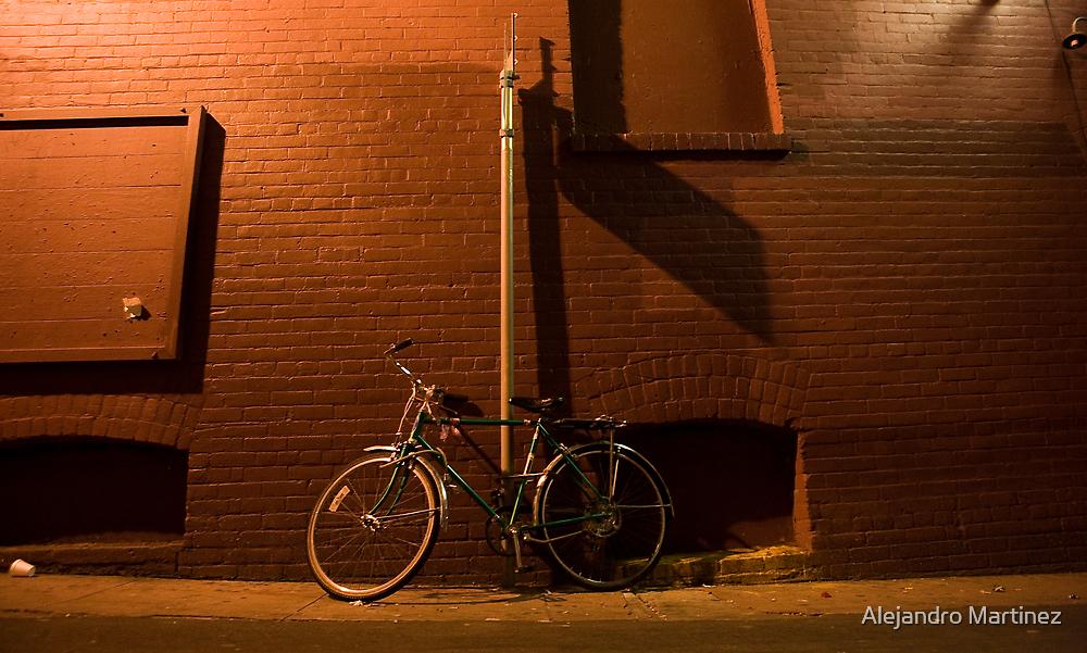 Bicycle by Alejandro Martinez