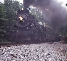 NKP 587 Graphite North Carolina by GMooneyhan