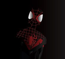 Ultimate Spider-Man by caseyjennings