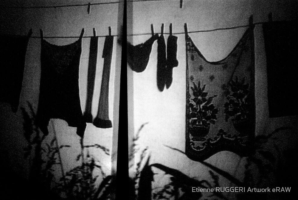 A l'ombre du jardin by Etienne RUGGERI Artwork eRAW