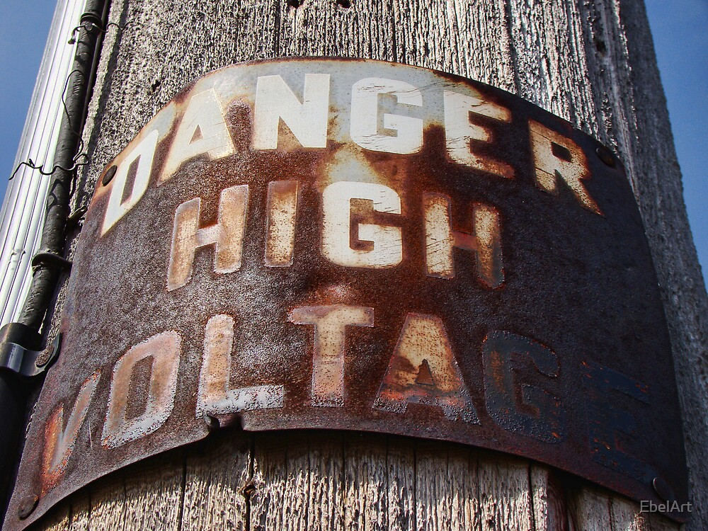 High Voltage II by EbelArt