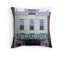 Palace Theater Throw Pillow