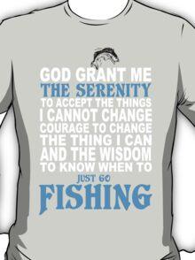 Funny Fishing - TShirts & Hoodies T-Shirt